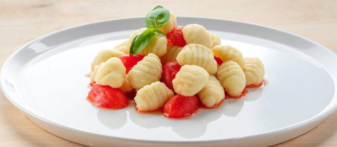 Gnocchi al pomodoro fresco - Ricette Pastificio Destefano