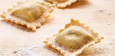 Tortellini e ravioli de selvaggina - Destefano