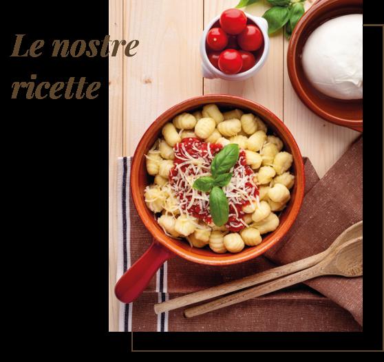 Le ricette - Pastificio Destefano