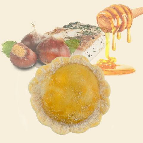 Prodotti Destefano - fiorelloni castagne miele lardo
