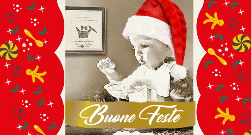 Natale 2020 - Buone Feste dal Pastificio Destefano