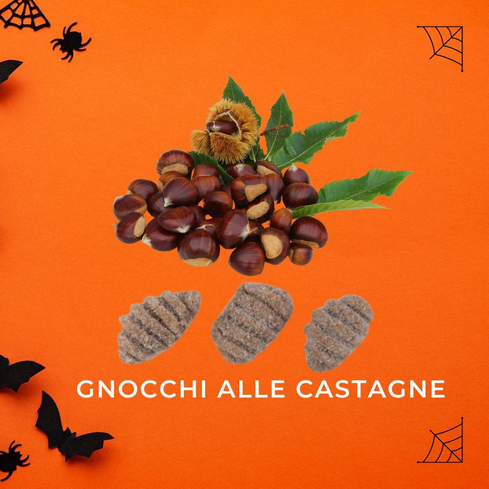 Gnocchi alle castagne - Pastificio Destefano Bollengo - Ivrea